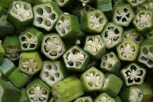 Don't Burn the Okra story